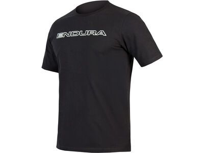 Endura One Clan Carbon T, black - T-Shirt