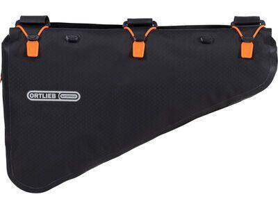 Ortlieb Frame-Pack Rolltop 6 L, black matt - Rahmentasche