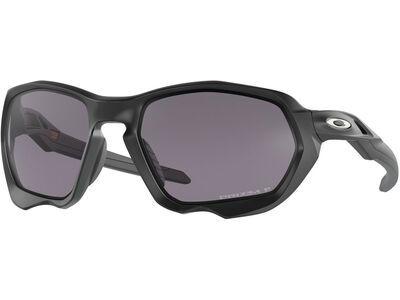 Oakley Plazma Prizm Grey Polarized matte black