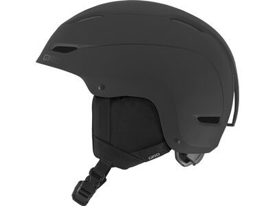 Giro Ratio, matte black - Skihelm