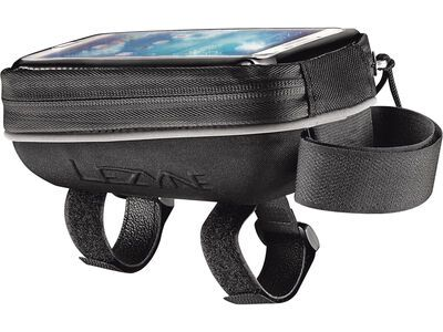 Lezyne Smart Energy Caddy, black - Rahmentasche