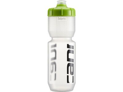Cannondale Logo Bottle 750 ml, clear/green - Trinkflasche