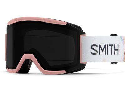 Smith Squad inkl. WS, AC | Desiree Melancon/Lens: cp sun black - Skibrille
