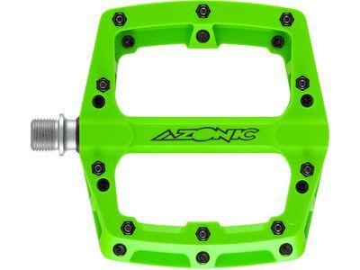 Azonic Blaze Pedal neon green