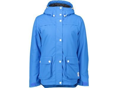 WearColour Ida Jacket, swedish blue - Snowboardjacke