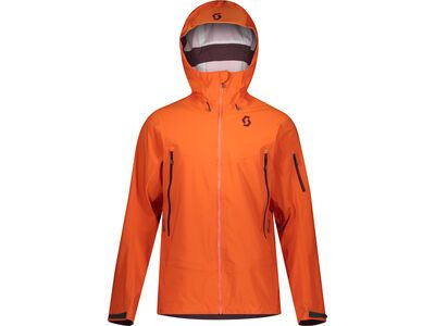 Scott Explorair DRX 3L Men's Jacket, orange pumpkin - Skijacke