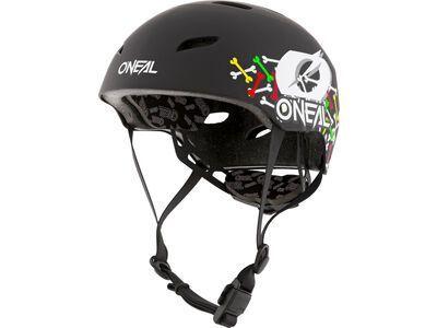 ONeal Dirt Lid Youth Helmet Skulls black/multi