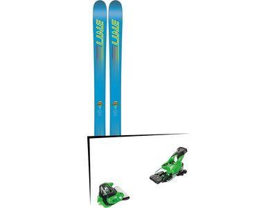 Set: Line Gizmo 2018 + Tyrolia Attack² 16 GW green