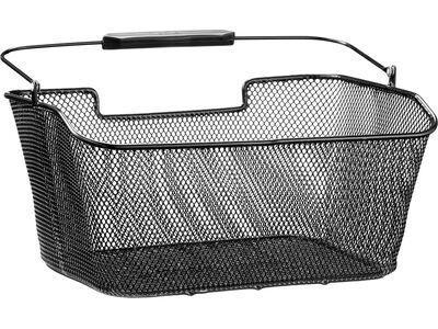 Cube Acid Gepäckträgerkorb 25X universal, black - Fahrradkorb