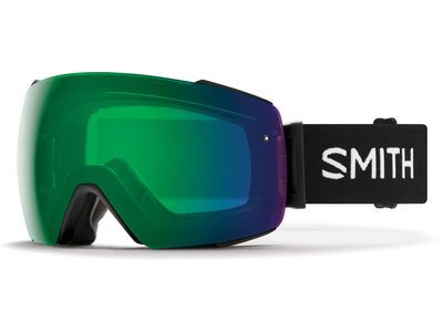 Smith I/O Mag, black/Lens: cp everyday green mir - Skibrille