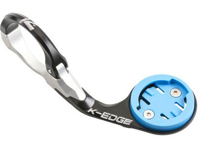 K-Edge Wahoo Bolt Race Mount, black - Halterung