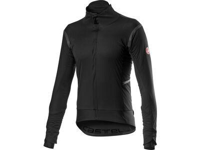 Castelli Alpha RoS 2 Jacket light black