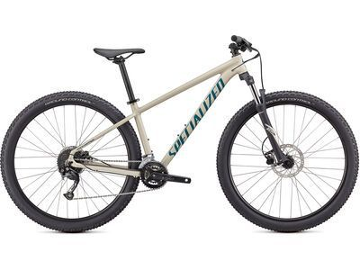 Specialized Rockhopper Sport 29, white mountains/turquoise