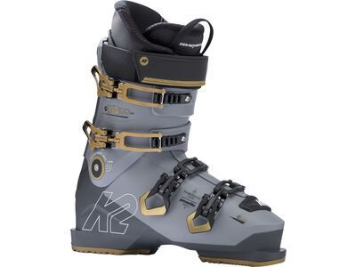 K2 SKI Luv 100 MV, grau gold - Skiboots
