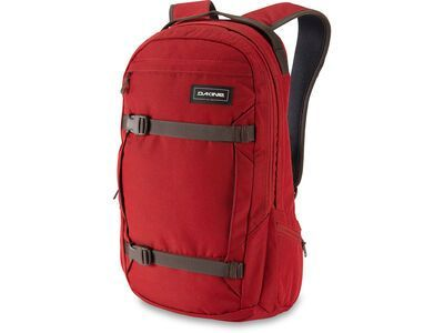 Dakine Mission 25L, deep red - Rucksack