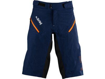 dirtlej Trailscout Waterproof Men dunkelblau/orange