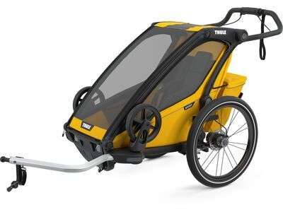 Thule Chariot Sport 1 spectra yellow on black 2021