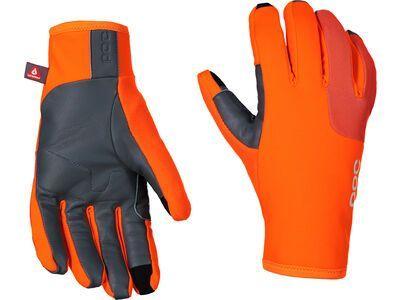 POC Thermal Glove, zink orange - Fahrradhandschuhe