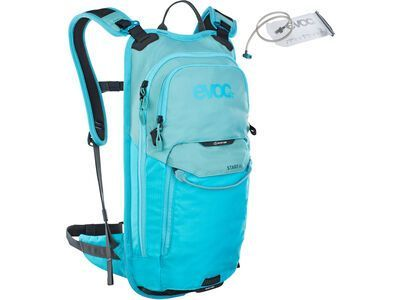 Evoc Stage 6l + Hydration Bladder 2l aque blue/neon blue