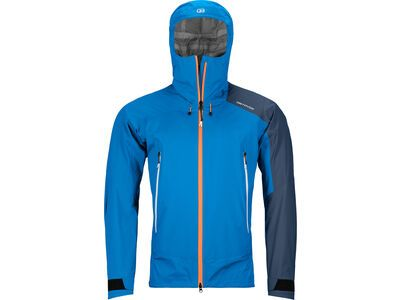 Ortovox Westalpen 3L Light Jacket M, safety blue - Jacke