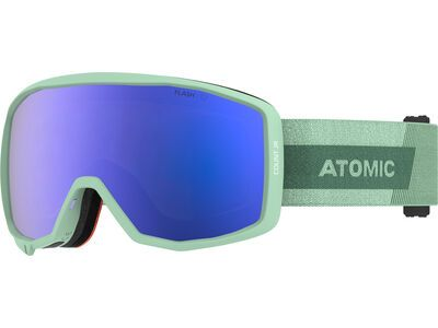 Atomic Count JR Spherical, mint sorbet/Lens: blue flash - Skibrille