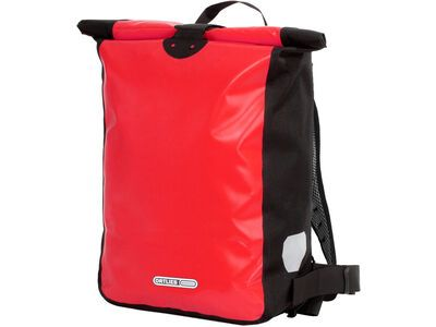 Ortlieb Messenger-Bag, red-black - Kuriertasche