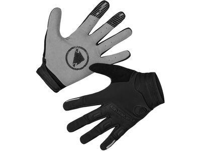 Endura SingleTrack Windproof Glove, schwarz - Fahrradhandschuhe