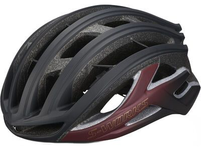 Specialized S-Works Prevail II Vent (ANGi komp.) matte maroon/black