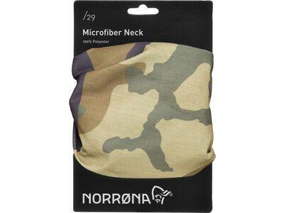 Norrona /29 Microfiber Neck green camo