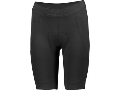 Scott Endurance 10 +++ Women's Shorts, black/white - Radhose