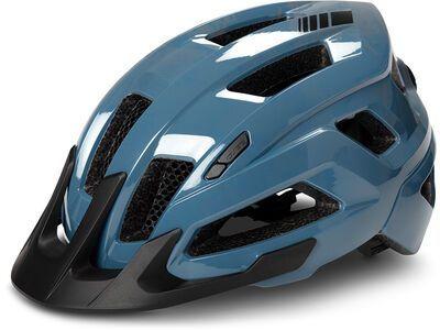 Cube Steep, glossy blue - Fahrradhelm
