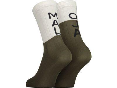 Maloja HerbM. moss/vintage white