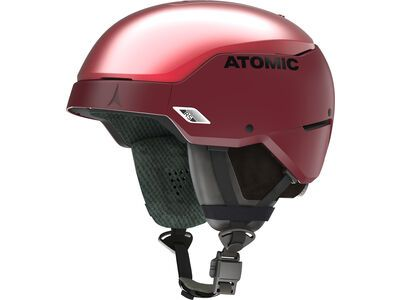 Atomic Count AMID RS, red - Skihelm