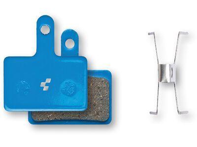 Cube Scheibenbremsbelag Shimano Deore BR-M505/515/525/445/446 MT200/400 - organisch, blue