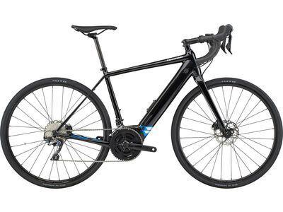Cannondale Synapse Neo 1 2020, black - E-Bike