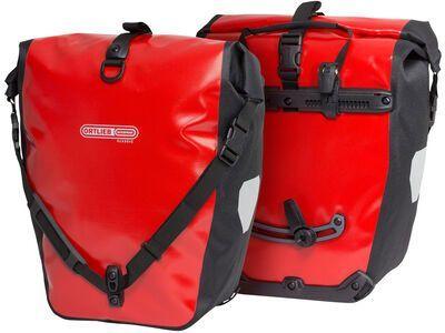 Ortlieb Back-Roller Classic (Paar), rot-schwarz - Fahrradtasche
