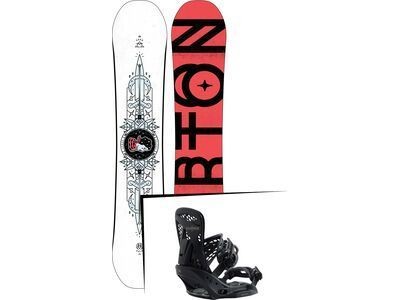 Set: Burton Talent Scout 2019 +  Escapade EST (2218438S)