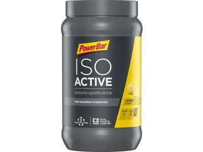 PowerBar Isoactive - Lemon 600 g