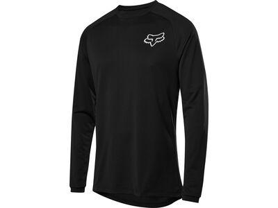Fox Tecbase LS Baselayer, black - Unterhemd