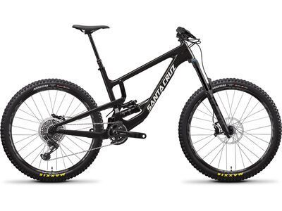 Santa Cruz Nomad CC X01 Air 2020, carbon/white - Mountainbike