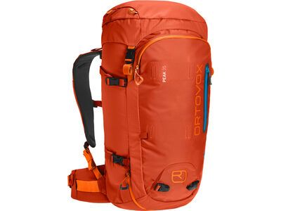 Ortovox Peak 35, desert orange - Rucksack