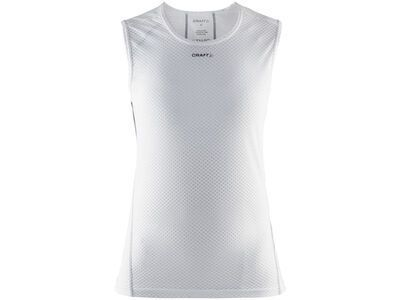Craft Stay Cool Mesh Superlight Sleeveless W, white - Unterhemd