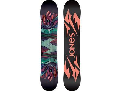 Jones Twin Sister 2020 - Snowboard