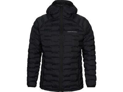 Peak Performance Argon Light Hood Jacket, black - Thermojacke