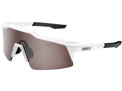 100% Speedcraft SL - HIPER Silver ML Mir matte white