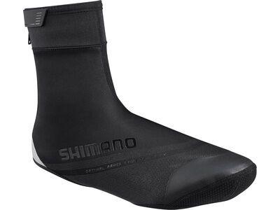 Shimano S1100R Soft Shell Shoe Cover, black