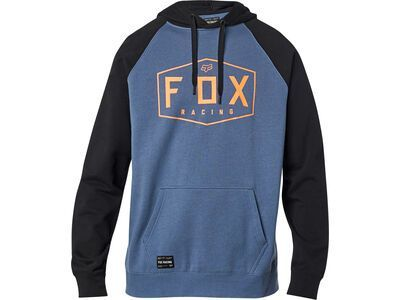 Fox Crest Pullover Fleece blue steel