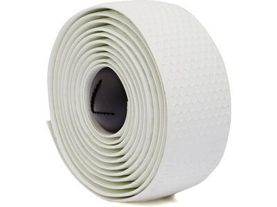 Fabric Silicone Bar Tape, white - Lenkerband