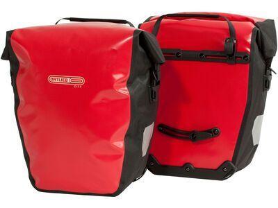 Ortlieb Back-Roller City (Paar), red-black - Fahrradtasche