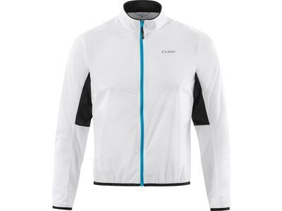 Cube Teamline Jacke Repulse white